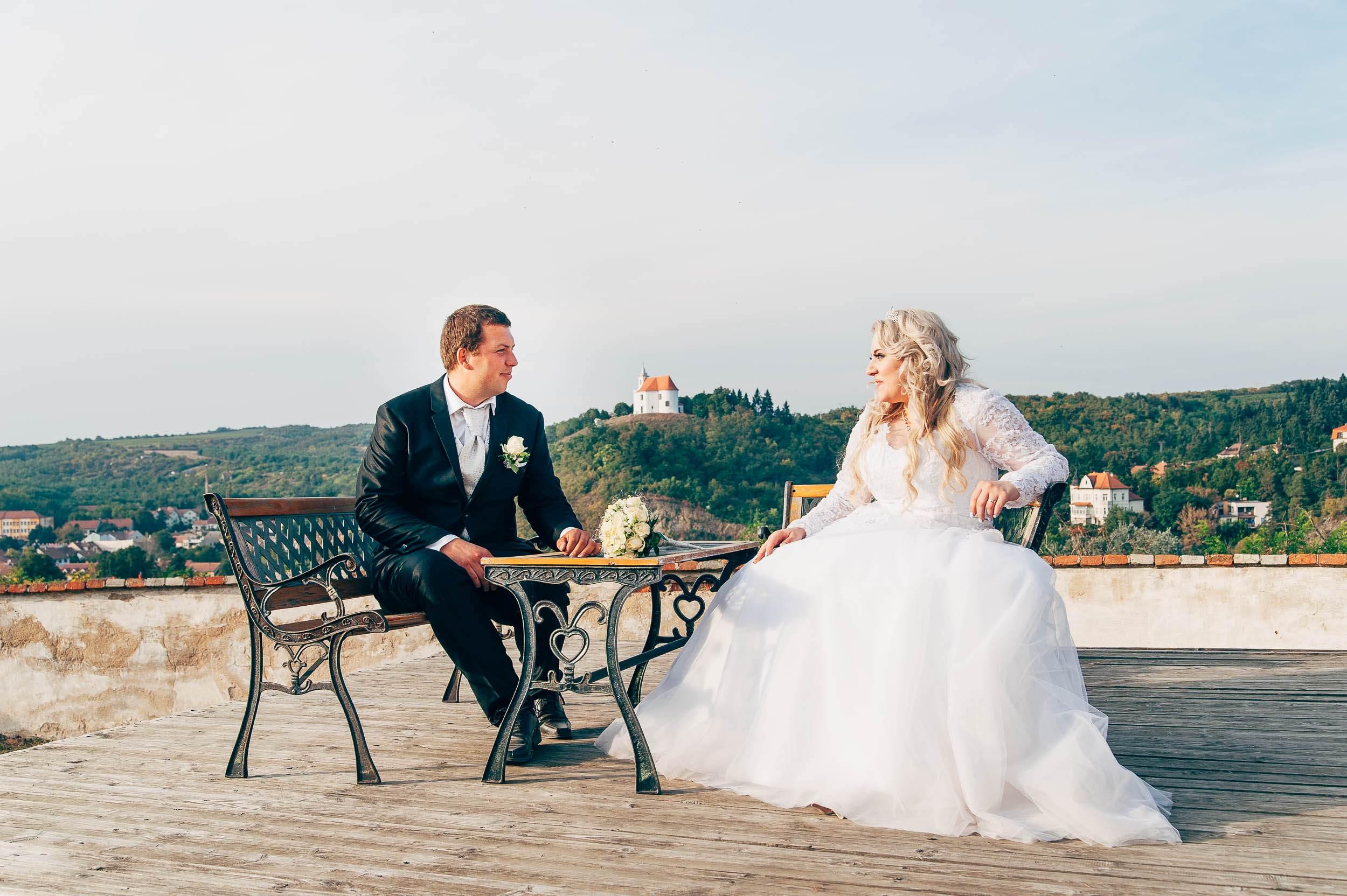 Svatební fotograf, Dolní Kounice, Rosa Coeli, , jižní Morava