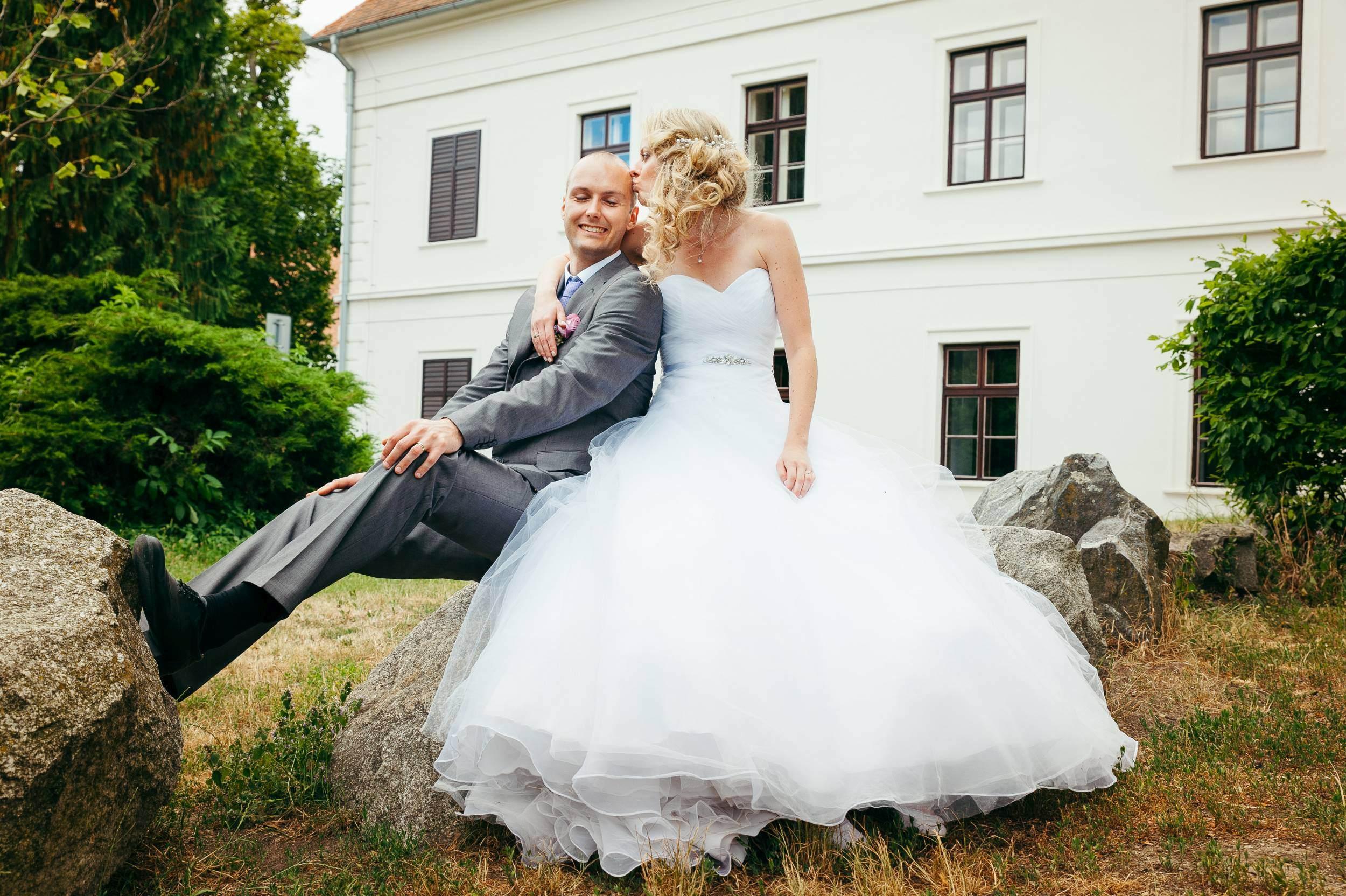 Svatební fotograf, zámek Rosice, Zastávka u Brna, jižní Morava