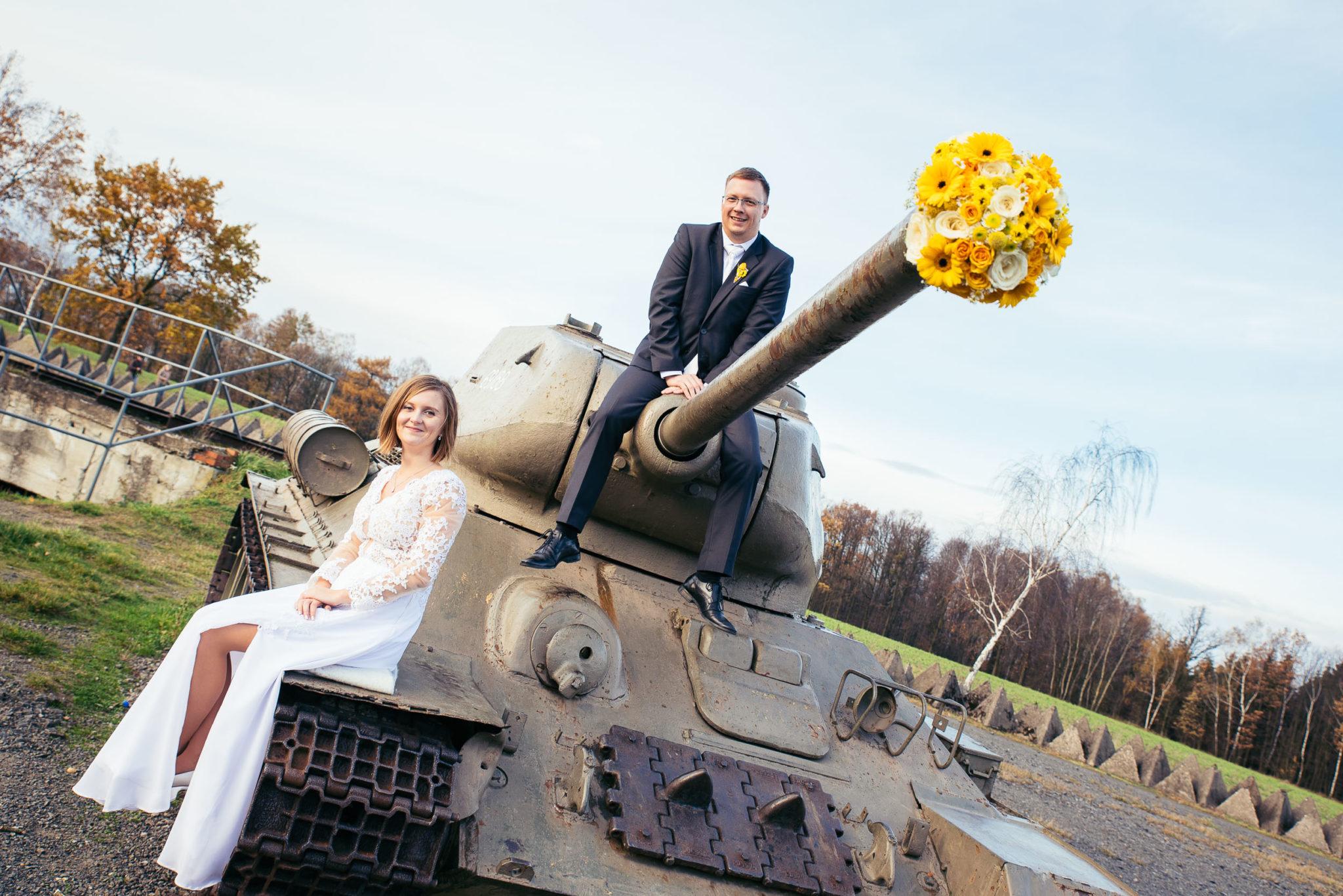 Svatební fotograf, Darkovičky, Hlučín