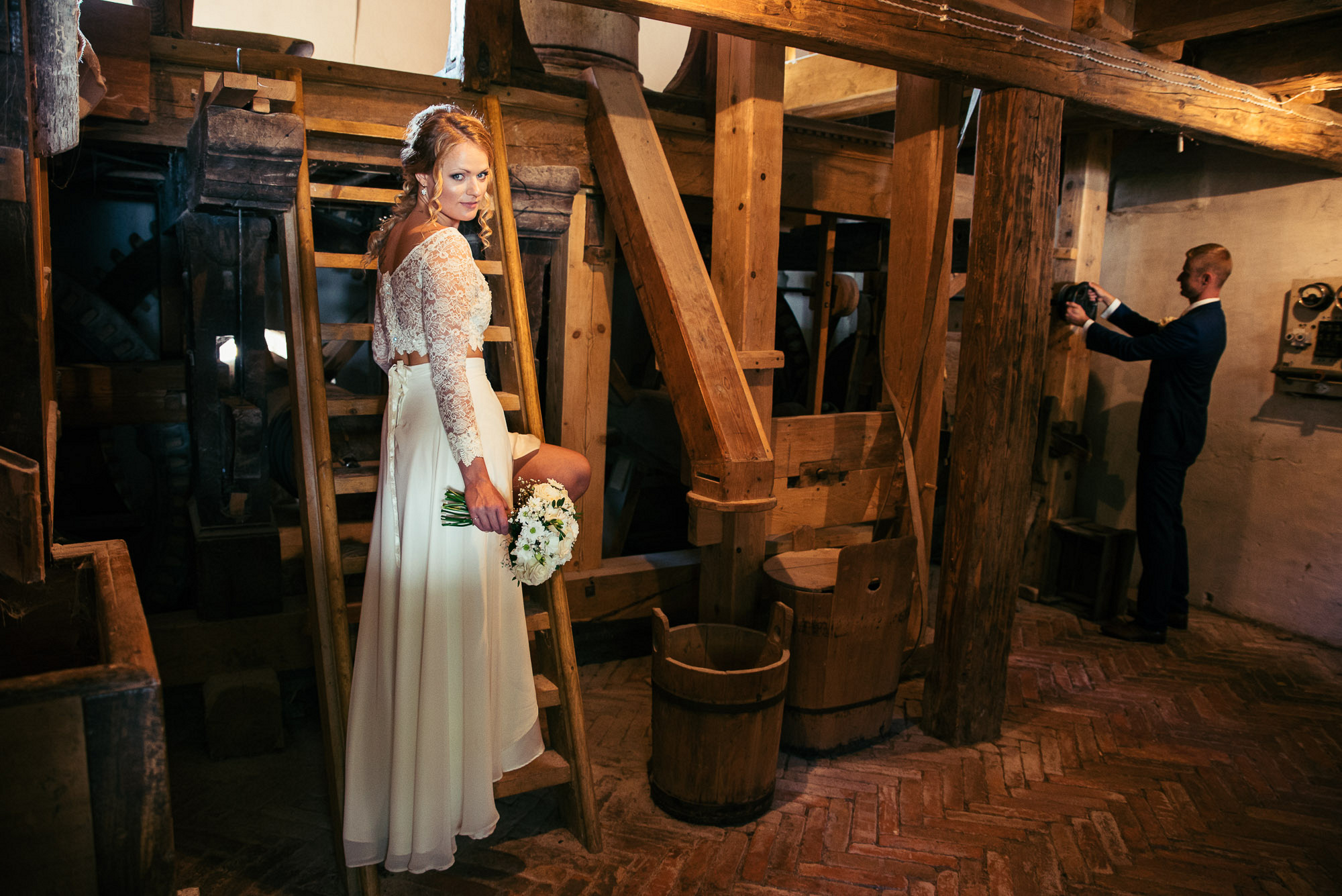 Svatební fotograf, Býkovice, jižní Morava