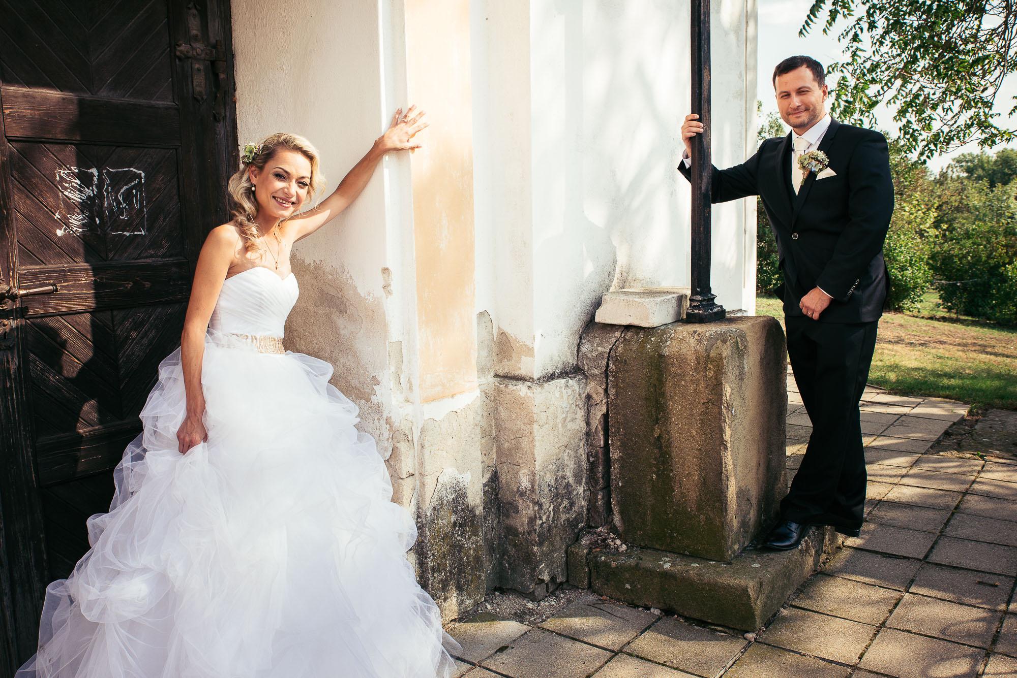Svatební fotograf, Branišovice, jižní Morava